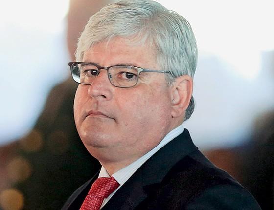 O procurador-geral da República, Rodrigo Janot (Foto: André Dusek/ Estadão Conteúdo)