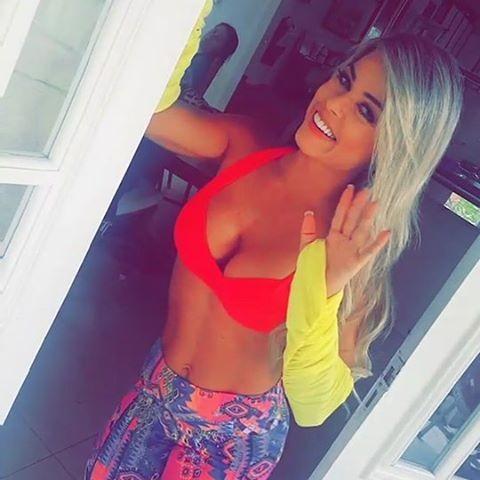 Cristianne Rodriguez (Foto: Instagram / Reprodução)