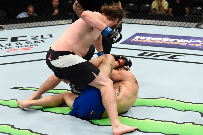 Jeremy Kimball UFC Oklahoma (Foto: Getty Images)