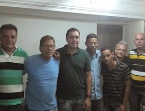 Waldemar Lemos (Foto: Divulgação/América-PE)