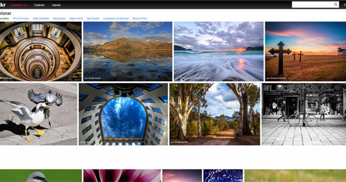 Yahoo anuncia novo Flickr com 1 TB de espaço grátis para guardar fotos