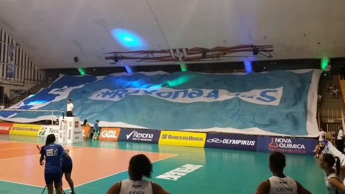 Rio de Janeiro Brasilia Superliga Feminina Vôlei (Foto: Marcello Pires)