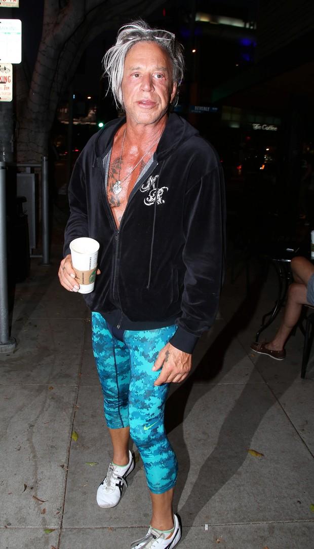 Mickey Rourke  (Foto: Vip-Awd-Das/X17online.com)