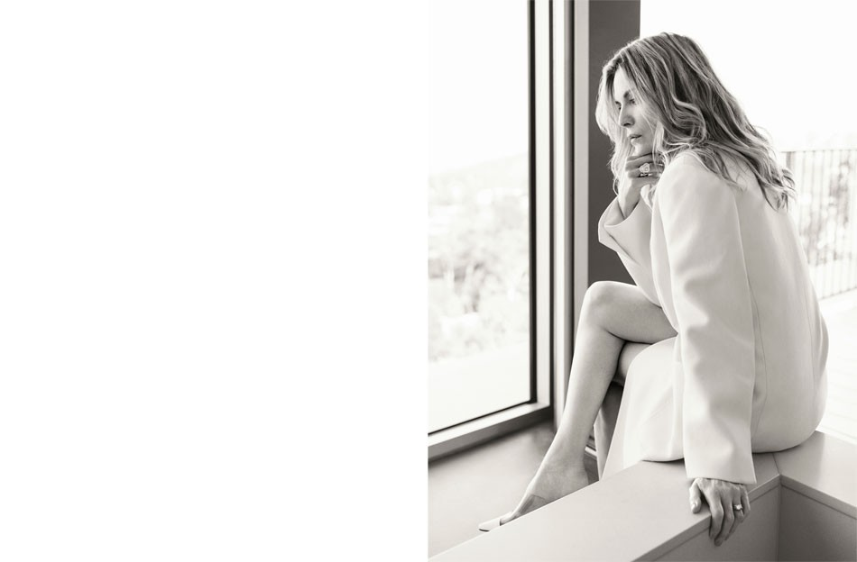 Michelle Pfeiffer surge deslumbrante em ensaio (Foto: Divulgação)