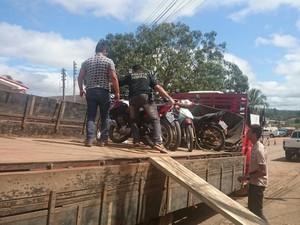 Operação em RO prende 10 suspeitos de fraudes de R$ 18 mi em prefeitura (Foto: Polícia Federal/Divulgação)