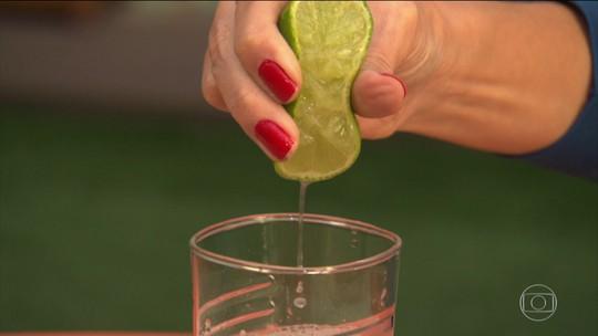 Limão ajuda a emagrecer? Bem Estar explica mitos e verdades sobre a fruta