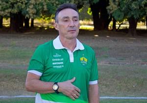 Roberto Fonseca, Cuiabá (Foto: Pedro Lima/Cuiabá EC)