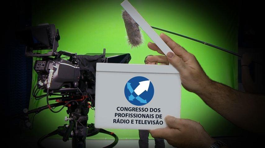 Congresso dos Profissionais de Rádio e Televisão (Foto: Divulgação/ TV Gazeta)