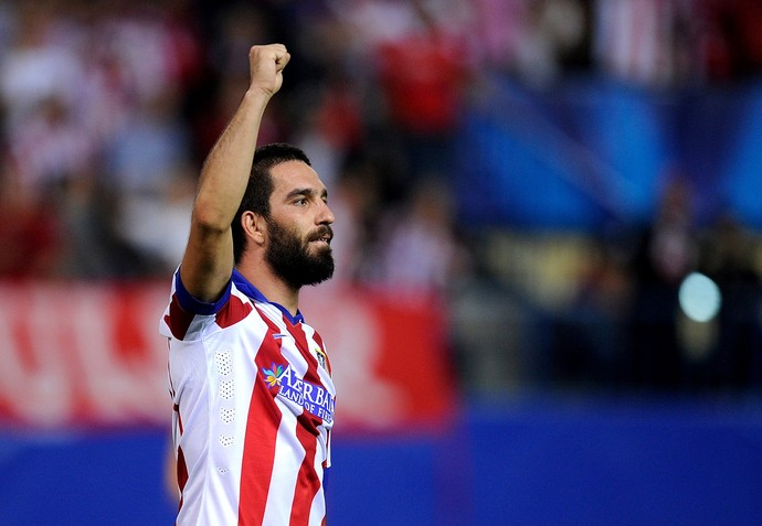 Arda Turan Atlético de Madrid (Foto: Getty Images)