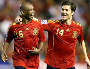f640bcbe42 Marcos Senna   Na seleção espanhola não basta ser bom jogador ...