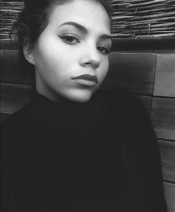 A filha do cantor David Bowie, Alexandria Zahra Jones (Foto: Instagram)