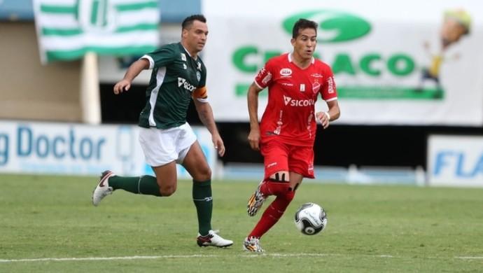 Goiás x Vila Nova - Campeonato Goiano 2016 (Foto: Cristiano Borges / O Popular)