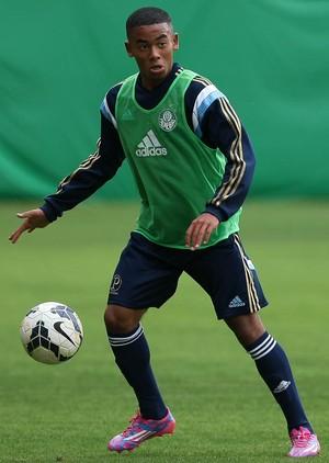 Gabriel Fernando Palmeiras (Foto: Cesar Greco/Ag Palmeiras/Divulgação)
