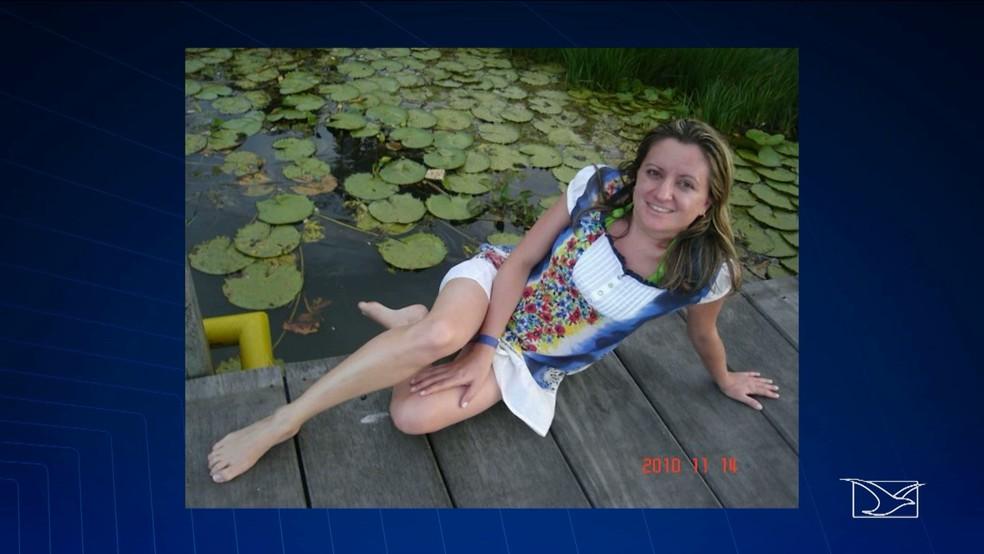Maranhense Rosália Bordalo é uma das vítimas do acidente em Mendonza, Argentina.  (Foto: Reprodução/TV Mirante)