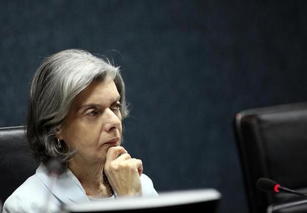 A presidente do Supremo Tribunal Federal (STF), ministra Cármen Lúcia (Foto: Rosinei Coutinho/SCO/STF)