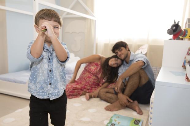 Conheça o quarto montessoriano do filho de Felipe Simas (Foto: Divulgação)