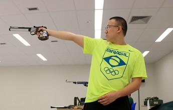 Felipe Wu aposta no equilíbrio para buscar medalhas na Olimpíada do Rio