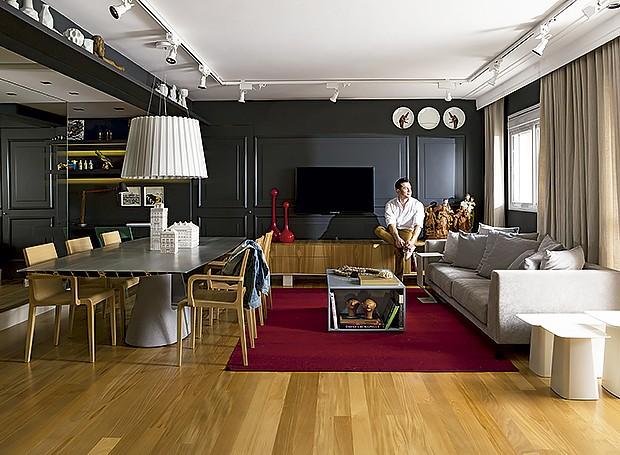Decora o vintage e moderna um novo apartamento de for Casas modernas vintage