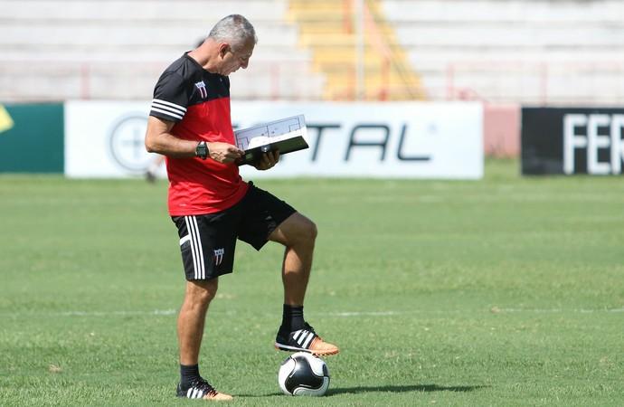 márcio fernandes, técnico do Botafogo (Foto: Luis Augusto/Ag. Botafogo)