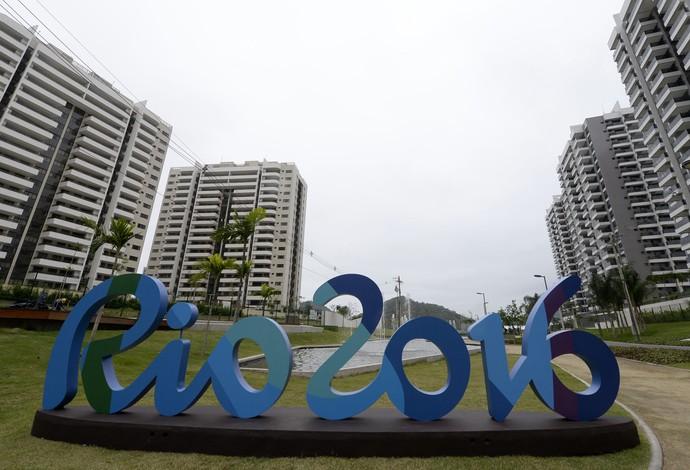 Vila Olímpica (Foto: André Durão)