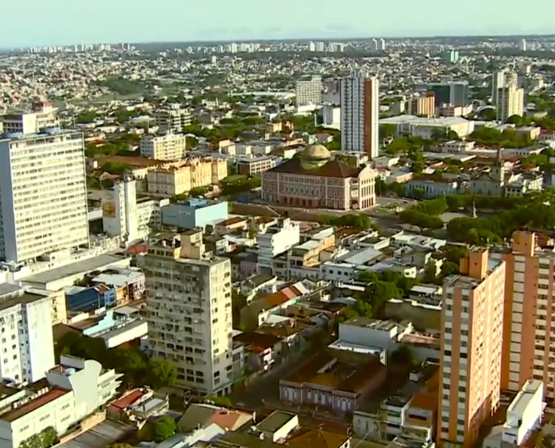 Em 2015, Manaus comemora 346 anos (Foto: Globo)