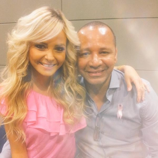 Jhenny Andrade Neymar pai