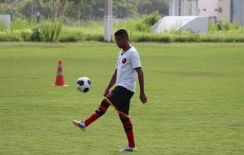 Serrano anuncia Marcelo Macedo, atacante ex-Flamengo e Fluminense