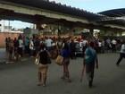 Homem é morto a facadas no  Terminal de Carapina, na Serra, ES