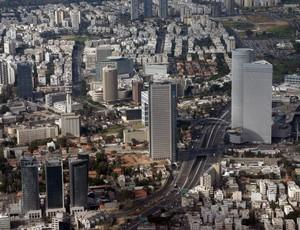 Tel Aviv prédios, Azrieli (Foto: Flickr)
