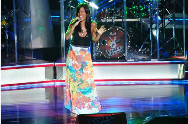 Ju Moraes (Foto: TV GLOBO / Alex Carvalho)