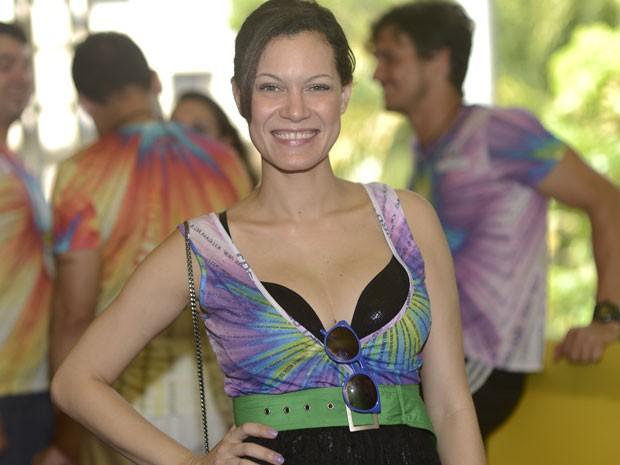 Atriz Hermila Guedes (Foto: Luka Santos/G1)