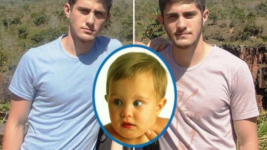 Bebê Théo, de 'Anjo Mau', foi interpretado por gêmeos; saiba como eles estão agora