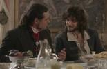 Joaquim conta a Bonifácio sobre o esconderijo de Thomas
