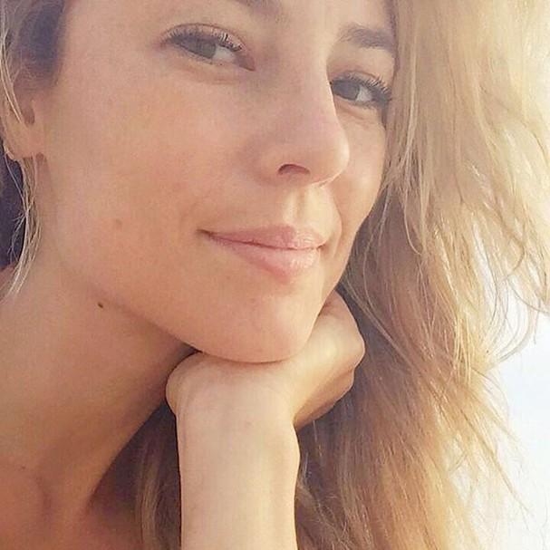 Paolla Oliveira atualmente loira (Foto: Reprodução/Instagram)
