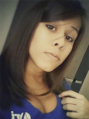 A transexual Ana Luiza Cunha da Silva, de 17 anos, foi tratada como se tivesse perdido o RG no Enem (Foto: Arquivo pessoal/Ana Luiza Cunha da Silva)