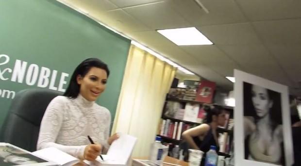 Kim Kardashian (Foto: Youtube / Reprodução)