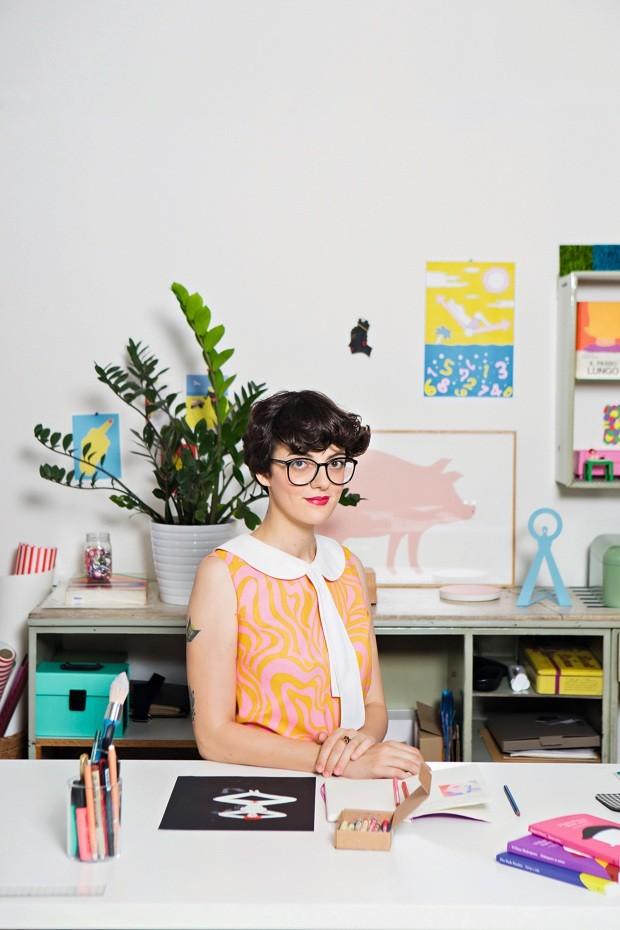 patricia urquiola indica talentos do-design para ficar de olho (Foto: Claudia Zalla)