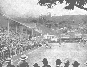botafogo general severiano 1913 (Foto: Divulgação/Botafogo)