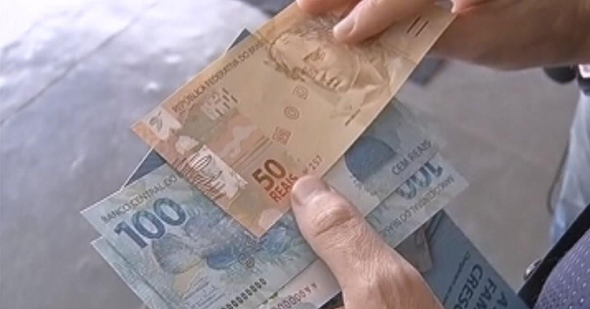 Notas falsas geram prejuízo para comerciantes em Paraguaçu ... - Globo.com