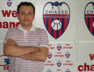 Franck Assunção diretor do Vasco facebook  (Foto: Reprodução / Facebook)