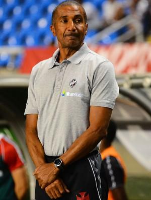 Cristovão Borges, Vasco x Fluminense (Foto: Marcelo Fonseca / Agência Estado)