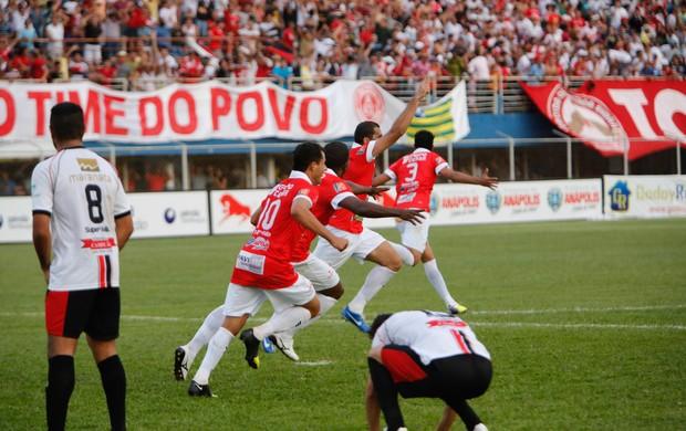 Anapolina x Santa Helena - Divisão de Acesso - 2013 (Foto: Associação Atlética Anapolina)