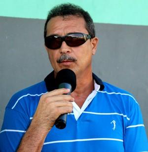 Edson Izidório, presidente do Atlético-AC (Foto: João Paulo Maia)