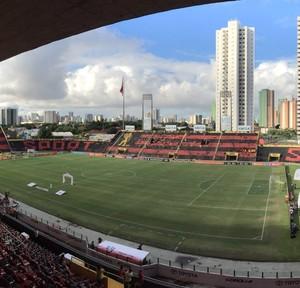 Ilha do Retiro - Sport x Fluminense (Foto: Fred Huber)