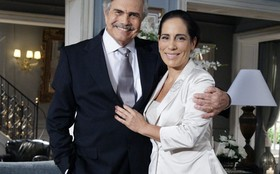 Norma dá show de elegância em seu casamento com Teodoro