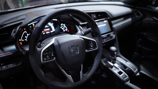 Honda Civic 2017; FOTOS