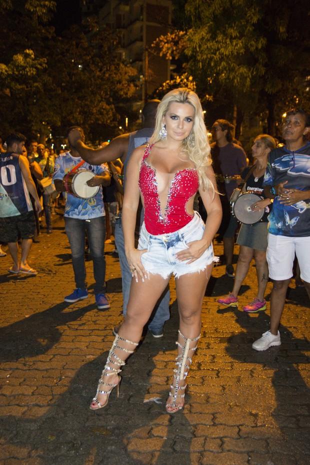 Veriadina Freitas  (Foto: Vagner Souza/MF Models Assessoria)