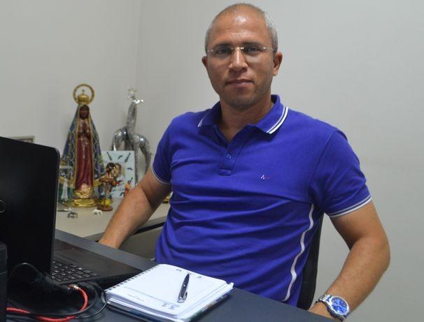 João Roberto, diretor de Tecnologia da TV Sergipe (Foto: Divulgação / TV Sergipe)