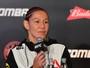 """Cyborg desmente duelo no UFC 201: """"Minha próxima luta será nos 65,7 kg"""""""