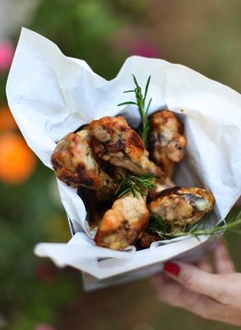 Asinhas de frango (Foto: Casa e Comida)